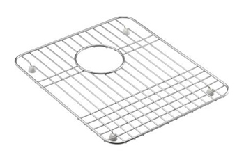 Kohler K-3190-ST Bottom Basin Rack - Stainless Steel