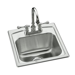 Kohler K 3349 2 Na Toccata Self Rimming Bar Sink