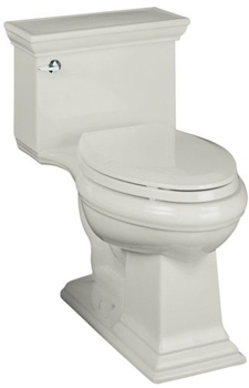 Kohler K-3453-95 Memoirs Comfort Height Toilet With Stately Design - Ice Grey