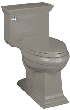Kohler K-3453-K4 Memoirs Comfort Height Toilet With Stately Design - Cashmere