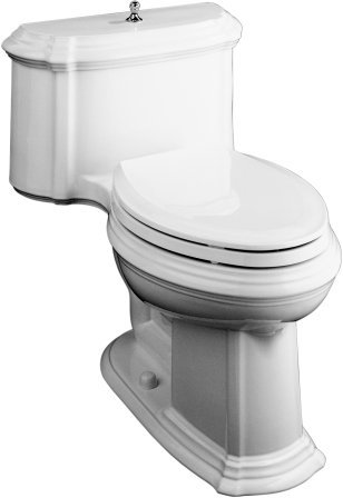 Kohler K-3506-0 Portrait Comfort Height Toilet - White