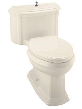 Kohler K-3506-47 Portrait Comfort Height Toilet - Almond