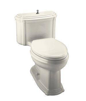 Kohler K-3506-96 Portrait Comfort Height Toilet - Biscuit