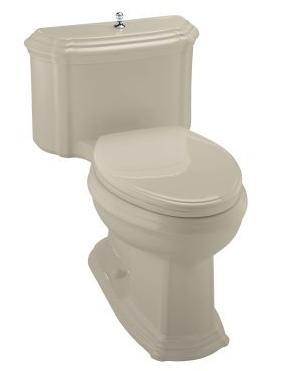 Kohler K-3506-G9 Portrait Comfort Height Toilet - Sandbar