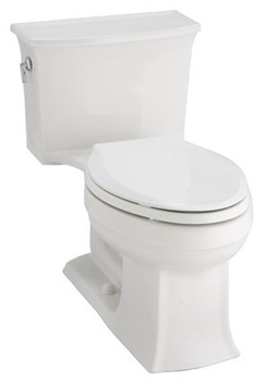 Kohler K-3639-0 Archer Class Five(R) Elongated One-Piece Toilet - White