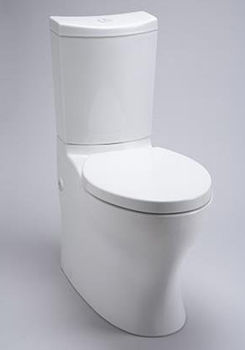 Kohler K-3723-0 Persuade Curv Comfort Height Two-Piece Elongated Toilet - White