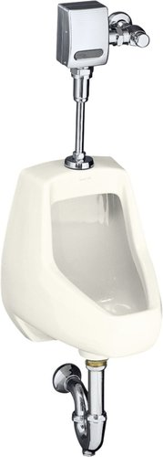 Kohler K-5024-T-96 Darfield Urinal With Top Spud - Biscuit