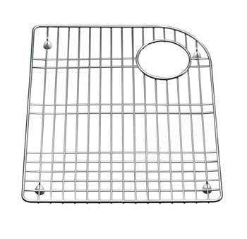 Kohler K-6001-ST Executive Chef Bottom Basin Rack - Stainless Steel
