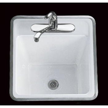 Kohler K-6503-NA Metal Frame For Sink (Lavatory and Faucet Not Included)