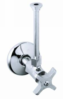 Kohler K-7638-CP Angle Supply With Stop - Polished Chrome