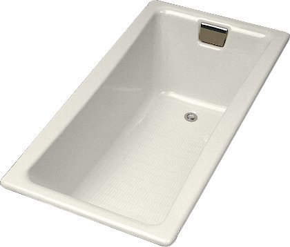 Kohler K-850-96 Tea-For-Two 5' Bath - Biscuit