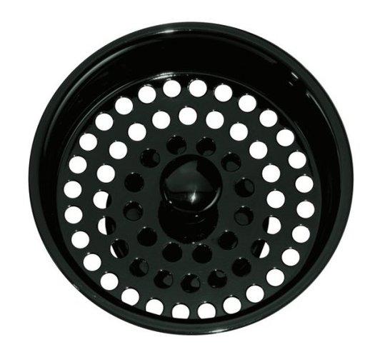 Kohler K 8803 7 Duostrainer Sink Basket Strainer   Black