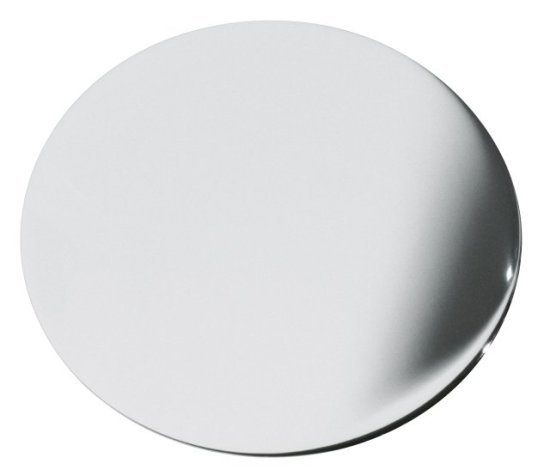 Kohler K-8830-CP Kitchen/Lavatory Sink Hole Cover - Polished Chrome