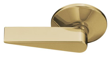 Kohler K-9439-2BZ Blade Trip Lever - Oil Rubbed Bronze (Pictured in Polished Gold)