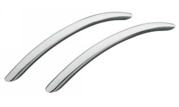 Kohler K-9669-CP Riverbath Grip Rails - Polished Chrome