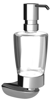 KWC 5382.0900.0017 Hansamotion Liquid Soap Dispenser - Polished Chrome