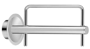 KWC 5624.0900.0017 Hansamurano Toilet Paper Holder - Polished Chrome
