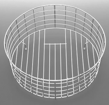 KWC S.532.410 Drain Basket - Stainless Steel