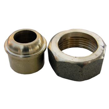 Lasco 0 0021 Union Nut With Adapter For Price Pfister