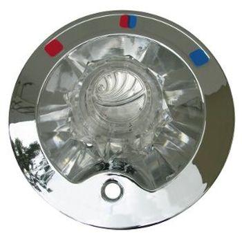 Lasco 31649c Delta Trim Set With Hole For Push Button