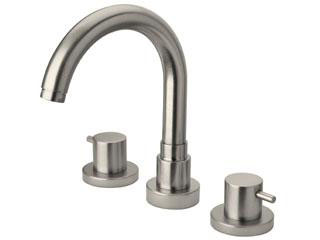 La Toscana 78CR102 Elba Two Handle Roman Tub Faucet - Chrome