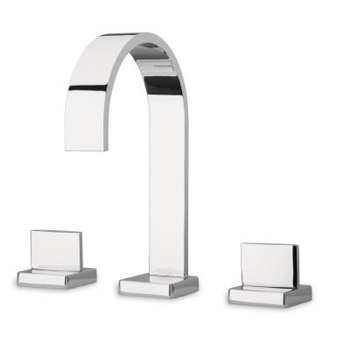 La Toscana 86CR102 Novello Roman Tub Faucet - Chrome