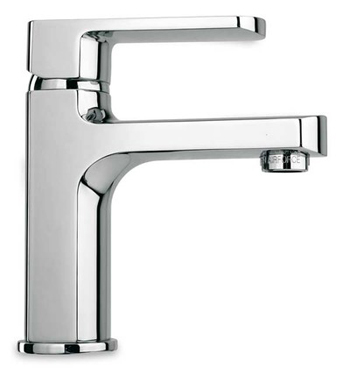 La Toscana 86PW211 Novello Single Handle/Hole Lavatory Faucet - Brushed Nickel