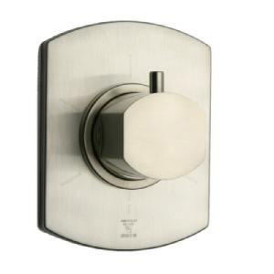 La Toscana 86PW425 Novello 3-Way Diverter Valve - Brushed Nickel