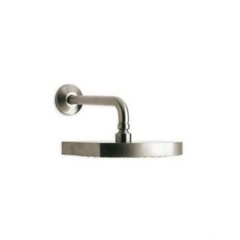 La Toscana 86PW750 Novello Showerhead and Arm - Brushed Nickel