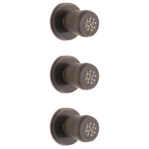 La Toscana 87PO721 Ornellaia 3-Piece Body Spray - Oil Rubbed Bronze