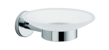 La Toscana AL01CR Atlantic Soap Dish - Chrome