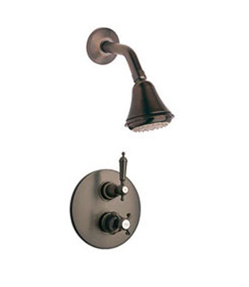 La Toscana SHOWER2ON Ornellaia Shower System - Oil Rubbed Bronze
