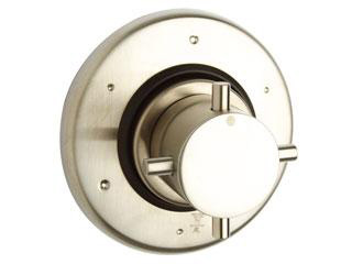 La Toscana USPW425 Three Port Shower Diverter Valve - Brushed Nickel
