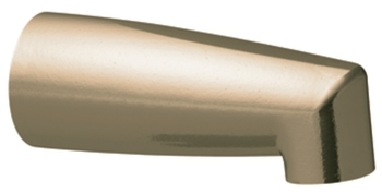Moen 3829AZ Non-Diverter Tub Spout Antique Bronze, Slip Fit