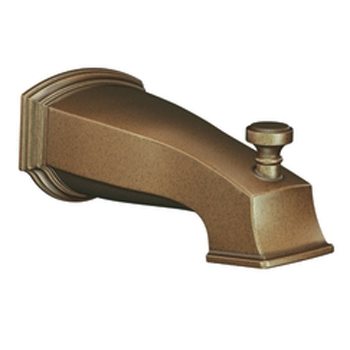 Moen S3859AZ Rothbury Diverter Tub Spout - Antique Bronze