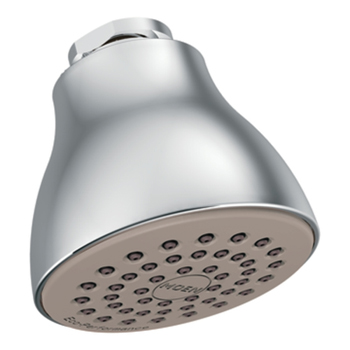 Moen 6300EP Eco-Performance Single Function Showerhead Chrome