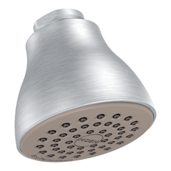 Moen 6300EPBC Eco-Performance Single Function Showerhead Brushed Chrome