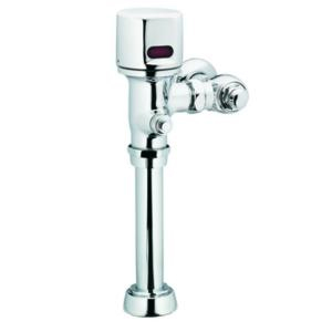 Moen 8310DF16 M-Power Sensor Operated Electronic Flush Valve Chrome