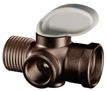 Moen A720ORB Shower Arm Diverter Oil Rubbed Bronze
