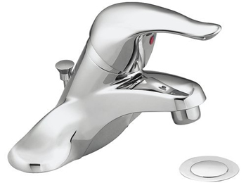 Moen L64621 Chateau Single Handle Lavatory Faucet - Chrome