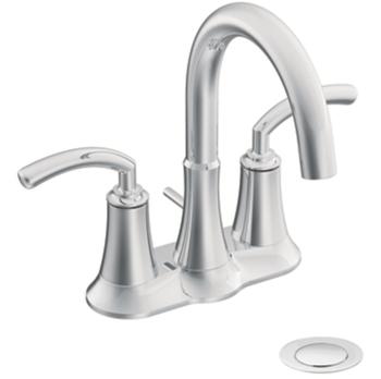 Moen Icon Bathroom Faucet. Moen S6510 Icon Two Handle Centerset Lavatory Faucet Chrome