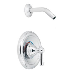 Moen T2112NH Kingsley Posi-Temp(R) Single Handle Shower Trim - Chrome