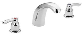 Moen T994 Chateau Two Handle Garden Tub Faucet - Chrome
