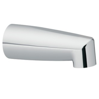 Moen 3828 Non-Diverter Tub Spout - Polished Chrome