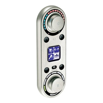 Moen T3420BN ioDigital Vertical Spa Controller - Brushed Nickel