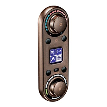 Moen T3420ORB ioDigital Vertical Spa Controller - Oil Rubbed Bronze