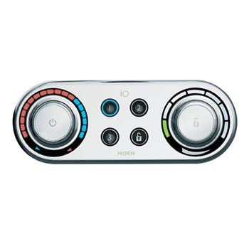 Moen TS3495 ioDigital Roman Tub Controller - Chrome