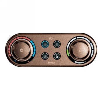 Moen TS3495ORB ioDigital Roman Tub Controller - Oil Rubbed Bronze