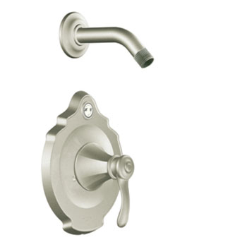 Moen T2502NHBN Vestige Posi-Temp(R) Single Handle Shower Trim - Brushed Nickel