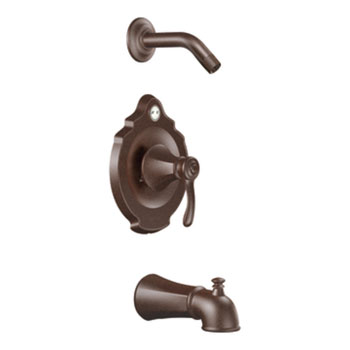 Moen T2503NHORB Vestige Posi-Temp(R) Single Handle Tub/Shower Trim - Oil Rubbed Bronze